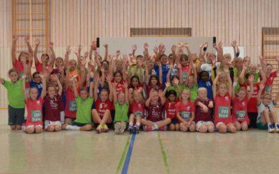 ROSENBAUER IMMOBILIEN Cup 2016-Toller Handballsport mit über 70 Mannschaften