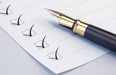ROSENBAUER IMMOBILIEN - Checkliste Miete