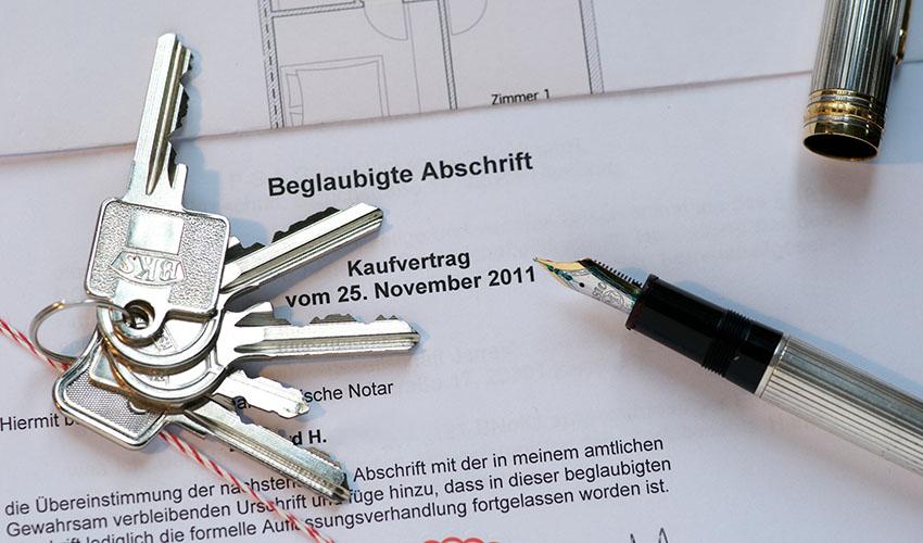 Die tragende Rolle der Unbedenklichkeitsbescheinigung beim Hausverkauf