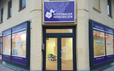 ROSENBAUER IMMOBILIEN: Neue Geschäftsstelle im Herzen von Bargteheide