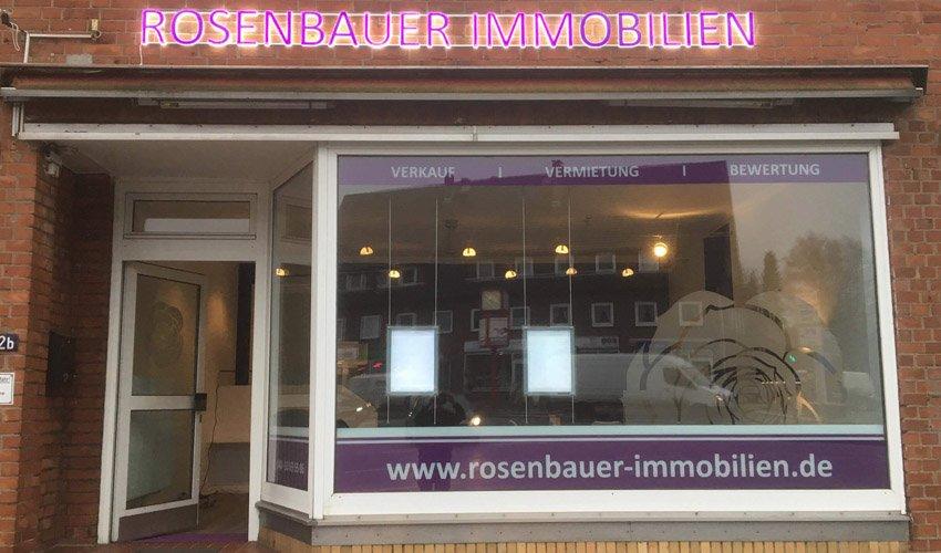 Rosenbauer Immobilien nun auch mit Filiale in Hamburg