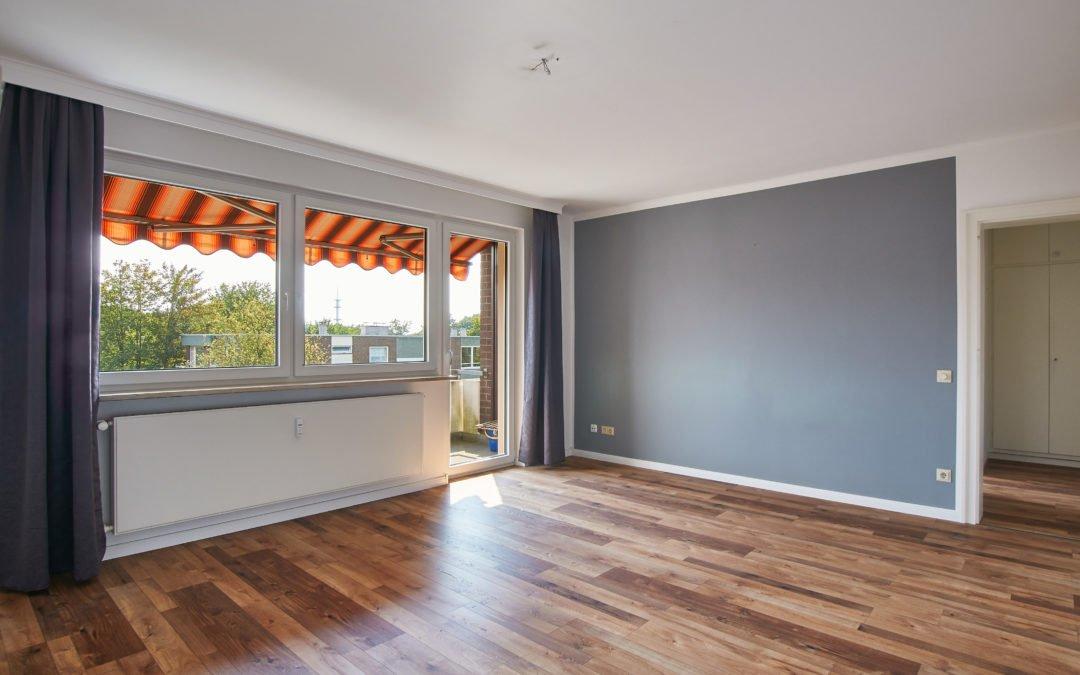 Wohnung in Großhansdorf verkauft