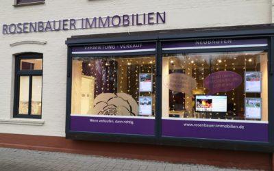 Christmas Friday in Bargteheide – Rosenbauer Immobilien lädt ein