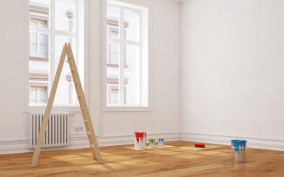 Schäden bei der Wohnungsübergabe