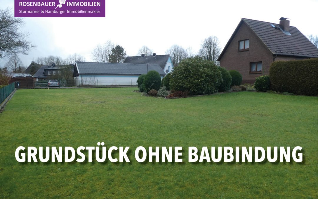 Grundstück in Bargfeld-Stegen