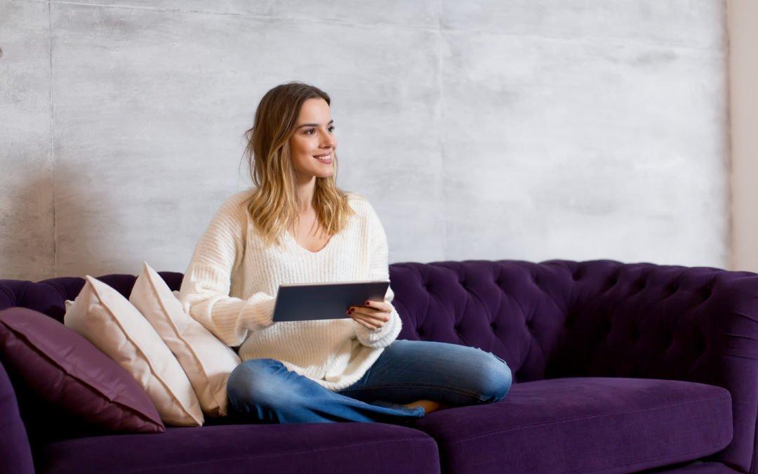 Virtuelle Immobilienbesichtigungen (360 ° Rundgänge) ab sofort bei Rosenbauer Immobilien