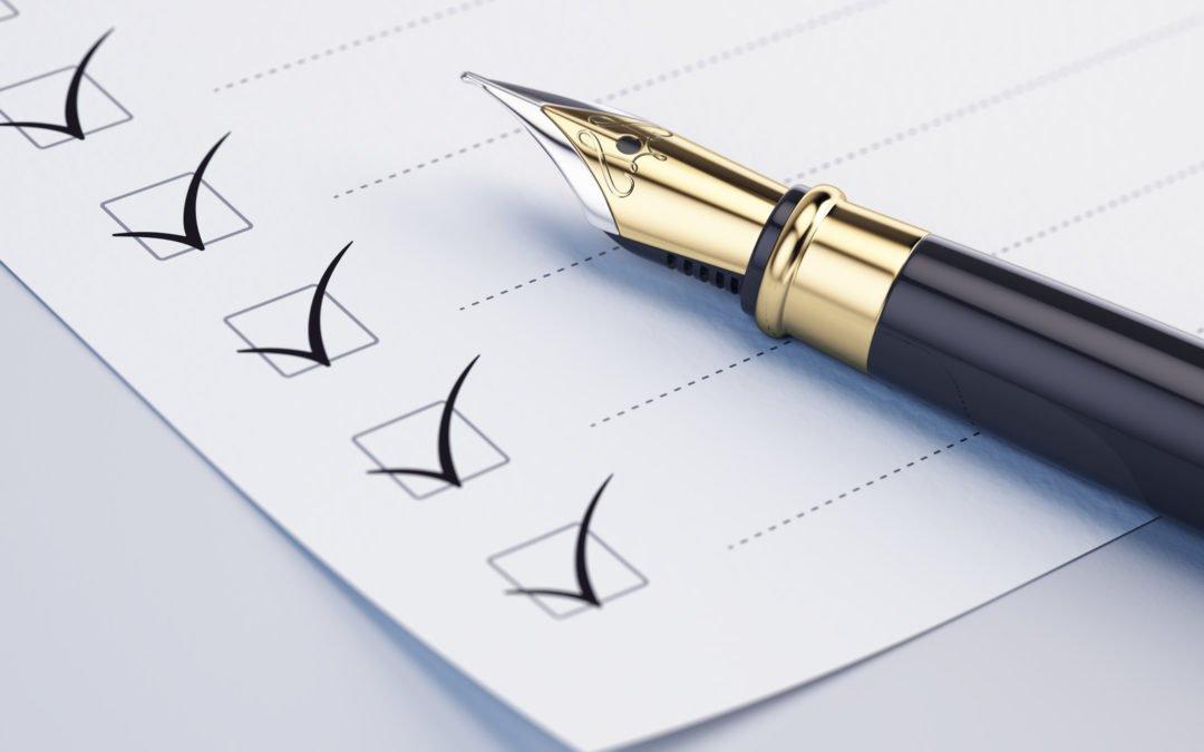 Immobilie verkaufen: Welche Unterlagen werden benötigt?