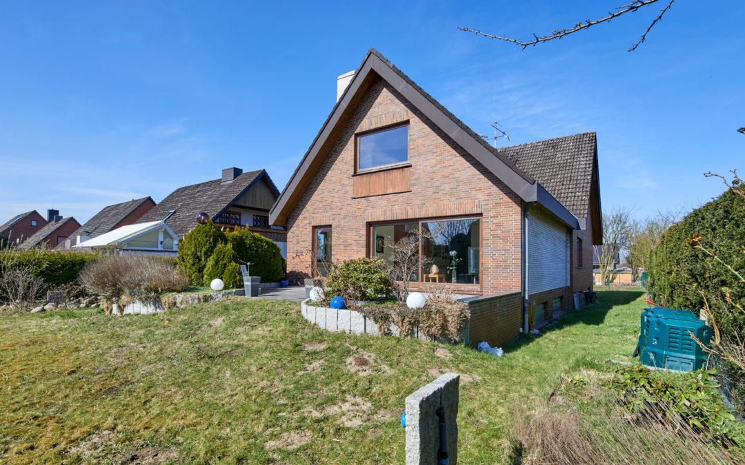 Neues Angebot: Einfamilienhaus im schönen Sülfeld