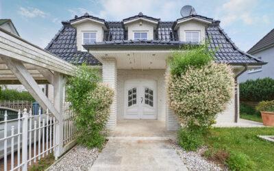 Neues Angebot: Elegante Gartenwohnung in Delingsdorf zur Miete