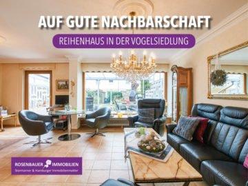 ++ AUF GUTE NACHBARSCHAFT IN DER VOGELSIEDLUNG!, 22941 Bargteheide, Reihenhaus