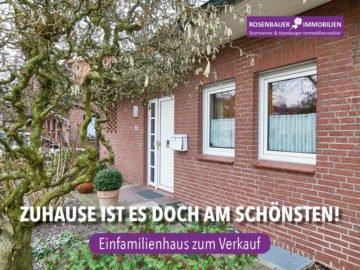 !!! VERKAUFT !!!, 22359 Hamburg / Volksdorf, Einfamilienhaus