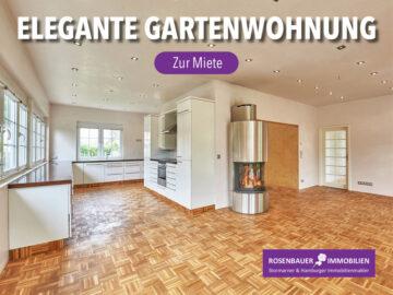 WOHNUNG MIT GARTEN FÜR SINGLES/PAARE!, 22941 Delingsdorf, Erdgeschosswohnung