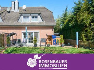 LÄNDL.IDYLLE – 8KM NACH B.OLDESLOE – MIT AUSGEB. VOLLKELLER  ++, 23843 Bad Oldesloe, Doppelhaushälfte