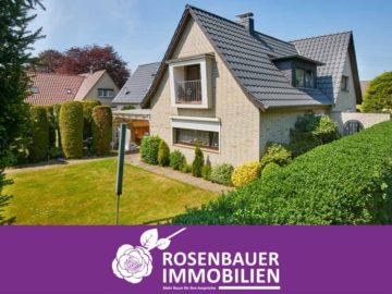 ++ Ein/Zweifamilienhaus – Direkt zur Grenze Marienthal, 22043 Hamburg / Marienthal, Einfamilienhaus