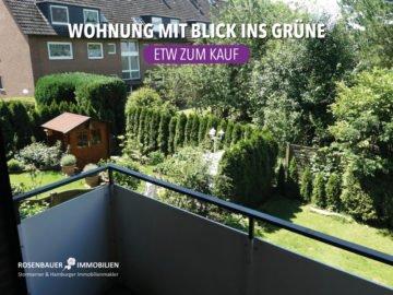++ WOHNUNG MIT BLICK INS GRÜNE, 22147 Hamburg, Etagenwohnung
