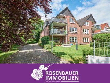 Ansehnliche Wohnung. Beträchtlich viel Platz. Ausgiebige Ruhe. Opulenter Balkon., 22045 Hamburg, Etagenwohnung